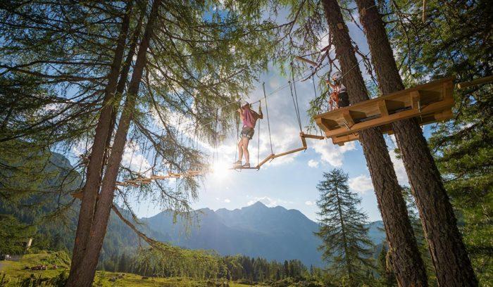Almseilgarten - Sommerurlaub in Obertauern, Salzburger Land