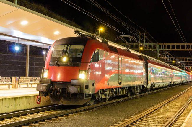 Anreise mit der Bahn - Urlaub in Obertauern