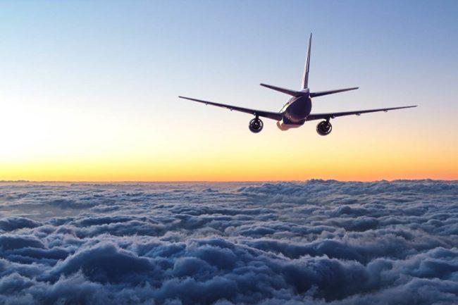Anreise mit dem Flugzeug - Urlaub in Obertauern