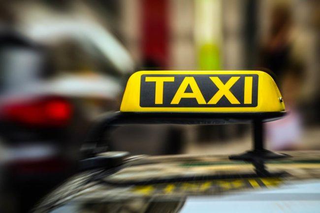 Anreise mit dem Taxi - Urlaub in Obertauern