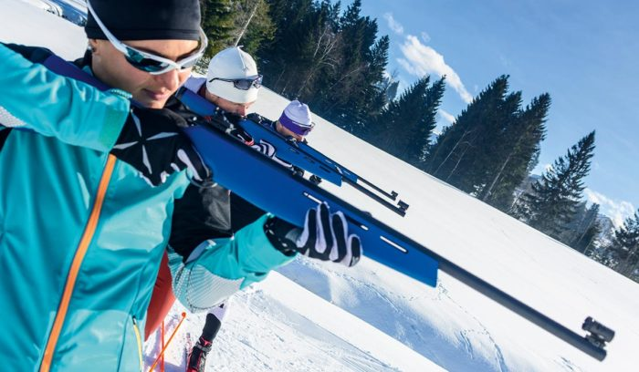 Biathlon - Winterurlaub in Obertauern, Salzburger Land
