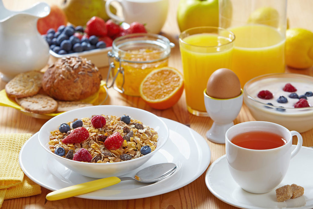 Frühstück · Inklusivleistungen im Hotel Winter in Obertauern