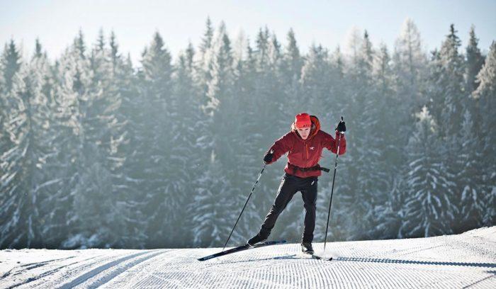 Langlaufen - Winterurlaub in Obertauern, Salzburger Land
