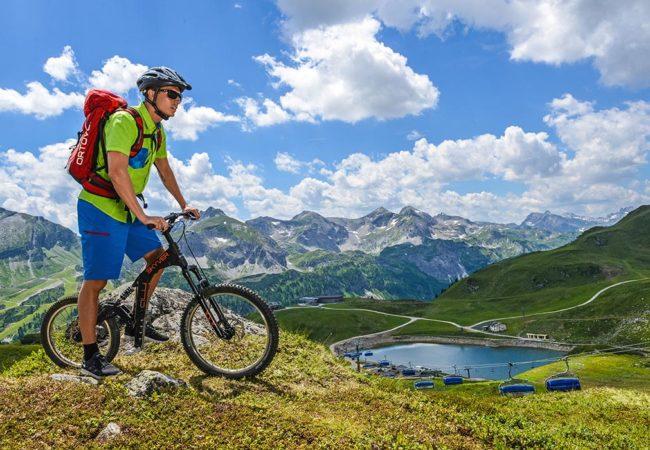 Mountainbiken - Sommerurlaub in Obertauern, Salzburger Land