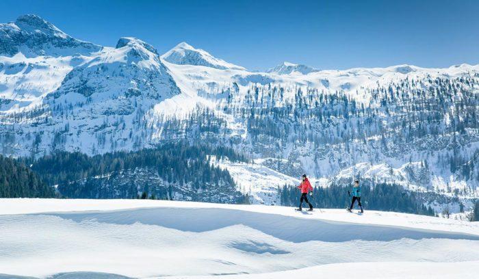 Schneeschuhwandern - Winterurlaub in Obertauern, Salzburger Land