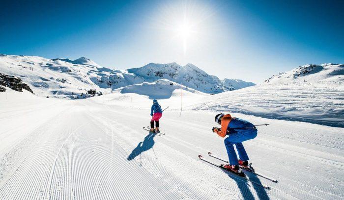 Skifahren - Winterurlaub in Obertauern, Salzburger Land