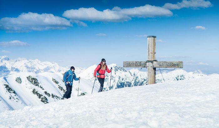 Skitouren - Winterurlaub in Obertauern, Salzburger Land