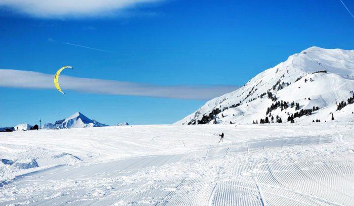 Snowkite - Winterurlaub in Obertauern, Salzburger Land