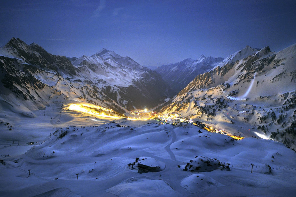 Toplage · Hotel Winter in Obertauern